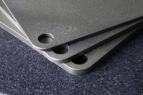 """51L45rLthpL - NerdChef Steel Stone - High-Performance Baking Surface for Pizza .50"""" Thick - Ultimate"""