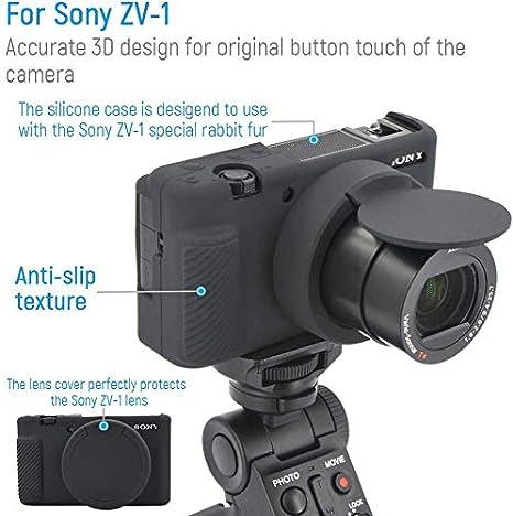 Kameratasche Weiche Schutzhülle Aus Silikon Für Sony Kamera