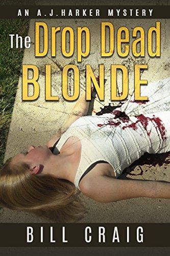 The Off Dead Blonde: An AJ Harker Mystery (AJ Harker Mysteries Book 1)