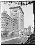 Photo: Murray Hill,Belmont hotels,buildings,New York,NY,Detroit Publishing Company,1900