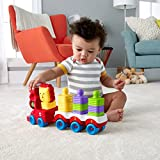 Fisher-Price Little Stackers Lion Locomotive