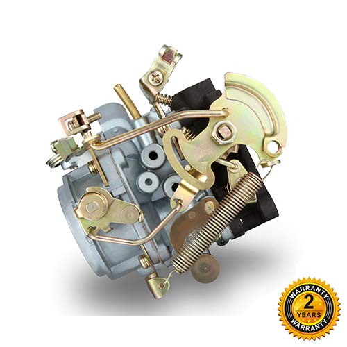 AutoHorizon Carburetor Carb For Nissan Pulsar Sunny Truck 16010-H1602 / 16010-H1602-A12 For Engine: Nissan A12