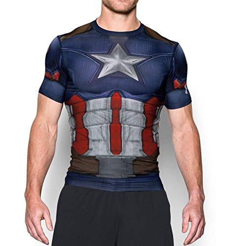 under armour captain america - 1