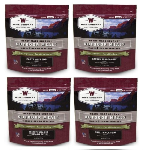 Wise Company Meals Ready Creamy product image