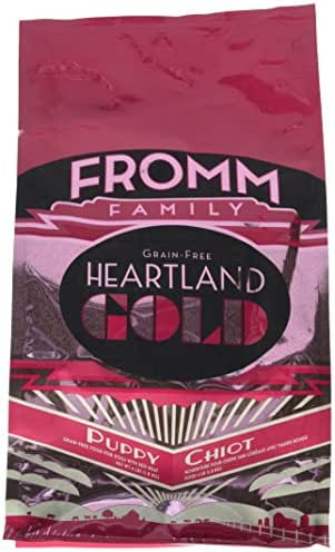 Dog Food: Fromm Heartland Gold Puppy
