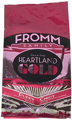 - Fromm Heartland Gold Grain Free Puppy 4lb