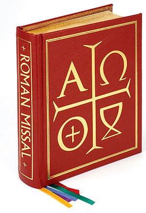 - Catholic & Religious Deluxe Roman Missal Third Edition - Altar Size