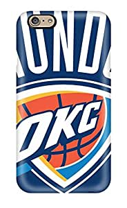 oklahoma city thunder basketball nba NBA Sports & Colleges colorful iPhone 6 cases 7923330K963685641