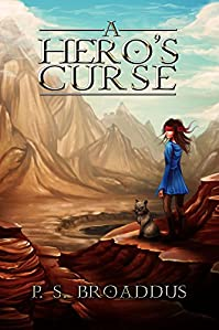 A Hero's Curse by P.S. Broaddus ebook deal