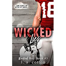 Wicked Lies (Wicked Bay Book 3)