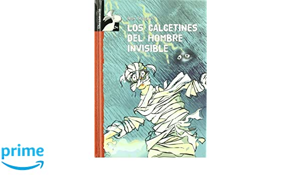 Los calcetines del hombre invisible (Librosaurio) (Spanish Edition): Alex Shearer: 9788479421977: Amazon.com: Books