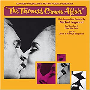 The Thomas Crown Affair, limited-edition CD