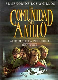 Album de La Pelicula El Senor de Los Anillos (Spanish Edition)