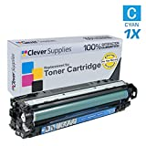 CS Compatible for HP CP4525 CE261A Cyan HP 648A Color LaserJet CP4000 CP4500 CP4525 CP4525dn Enterprise CP4025 Toner Cartridge