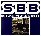 Sbb: Live In Opole 1974 - Rock Przez CaLy Rok [CD]