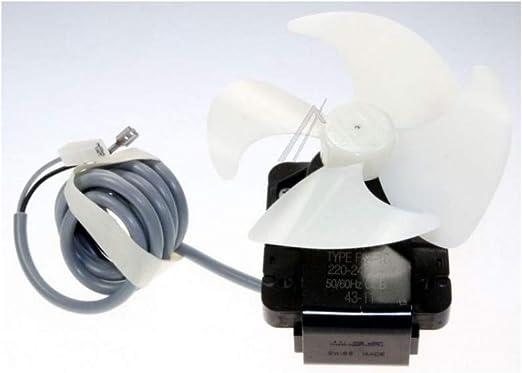 Recamania Motor Ventilador frigorífico Electrolux 2260065327 ...