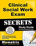 Clinical Social Work Exam Secrets Study Guide: ASWB Test Review for the Association of Social Work Boards Exam