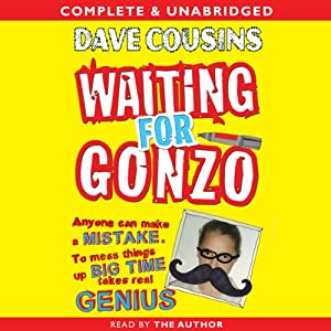 Waiting for Gonzo Audiobook