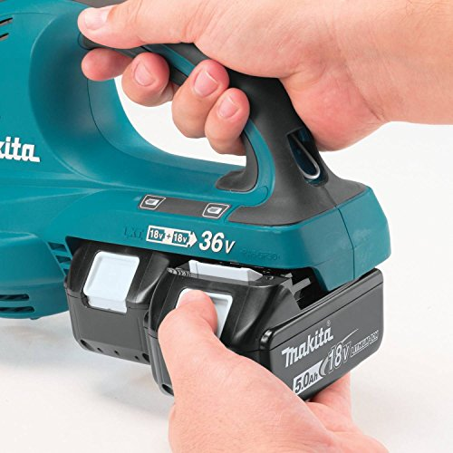 Makita XBU01PT 18V X2 LXT Lithium-Ion (36V) Cordless Blower Kit (5.0Ah)