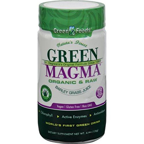 Juice Barley Magma Powder Green - Green Foods Dr Hagiwara Green Magma Barley Grass Juice Powder - 250 Tablets