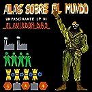 Alas Sobre El Mundo (Vinyl)