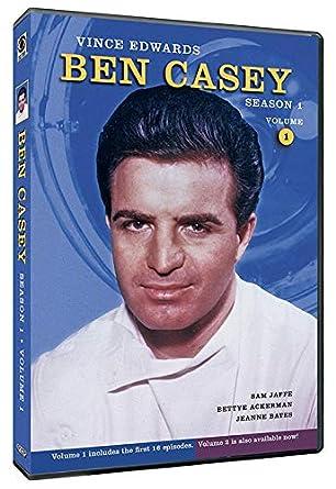 Ben Casey, Season 1, Volume 1