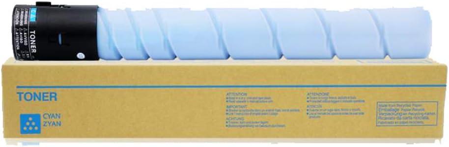for Aurora 223 Toner ADT-223 Toner Cartridge Large-Capacity Aurora ADC223 C223S C283 Color Printer Toner Copier Powder bin-Blue GYBN Large-Capacity Copy Toner Color