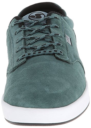 Zapatos Dvs Vapor Sea Pine Suede (Eu 41 / Us 8 , Azul)