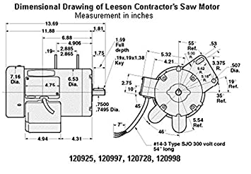 Leeson M84t17db1a Motor Wiring Diagrams | Wiring Diagram on leeson 115 230 motor wiring, single phase motor wiring diagrams, 3 phase electric motor diagrams, baldor ac motor diagrams, leeson motor wiring diagram 120, leeson motor wiring diagrams caps, square d motor control diagrams, electrical wiring diagrams,