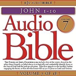 Audio Bible, Vol 7: John 1-10