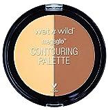 Wnw C705a Pwdr Caramel To Size .44z Wet N Wild C750a Contouring Pallete Powder Caramel Toffee .44oz
