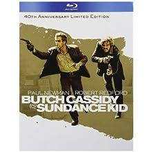 Butch Cassidy and the Sundance Kid [Blu-ray Book] (2011)