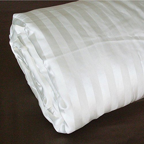 Shi Shang 100% Pure Long Mulberry Silk Filled Comforter Silk Comforter Silk Quilt Silk Duvet(87 X 95 Inches)Doona Bedspread Coverlet Blanket for All Seasons Use(Queen,White) by shi shang comforter