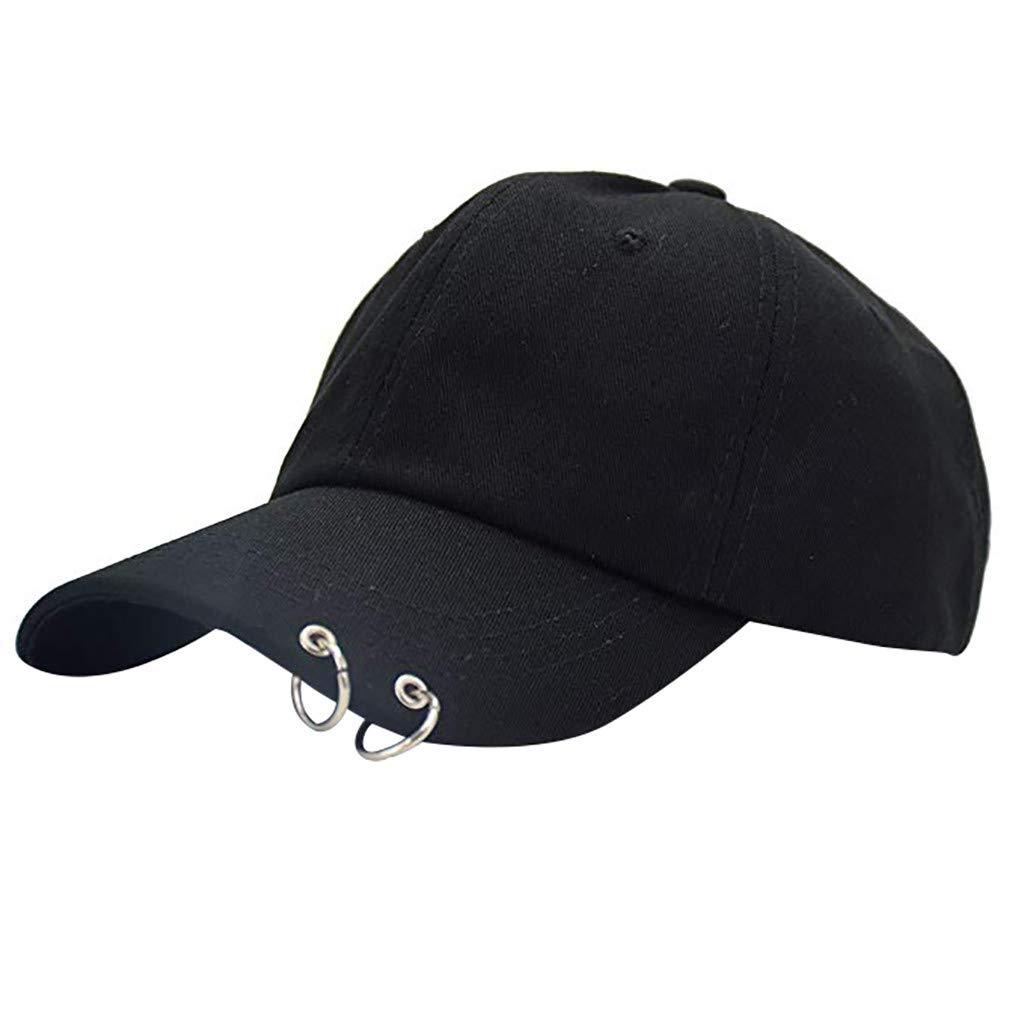 21f1e6a7fd1 Amazon.com  LIULIULIU❁Kpop Boys Outdoor Wings Tour Jimin Iron Rings Hats  Snapback Baseball Cap Adjustable Hip Hop Hat  Garden   Outdoor