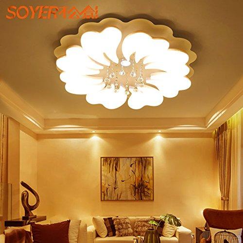 Romántico dormitorio lámpara led lámpara creativo ...