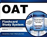 OAT Flashcard Study System: OAT Exam Practice Questions & Review for the Optometry Admission Test (Cards) by OAT Exam Secrets Test Prep Team Published by Mometrix Media LLC 1 Crds/Psc edition (2013) Paperback
