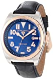 Swiss Legend Men's 20434-03-RB Heritage Blue Dial Watch, Watch Central