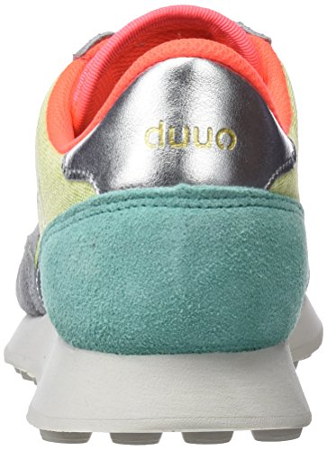 Duuo Multicolore Baskets Prisa multicolore Femme xnwZPq0nz