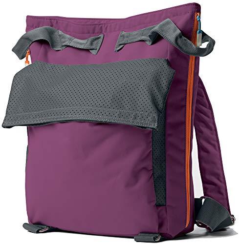 Terra Nation Nation Tane Unisex Outdoor Beach Backpack Purple