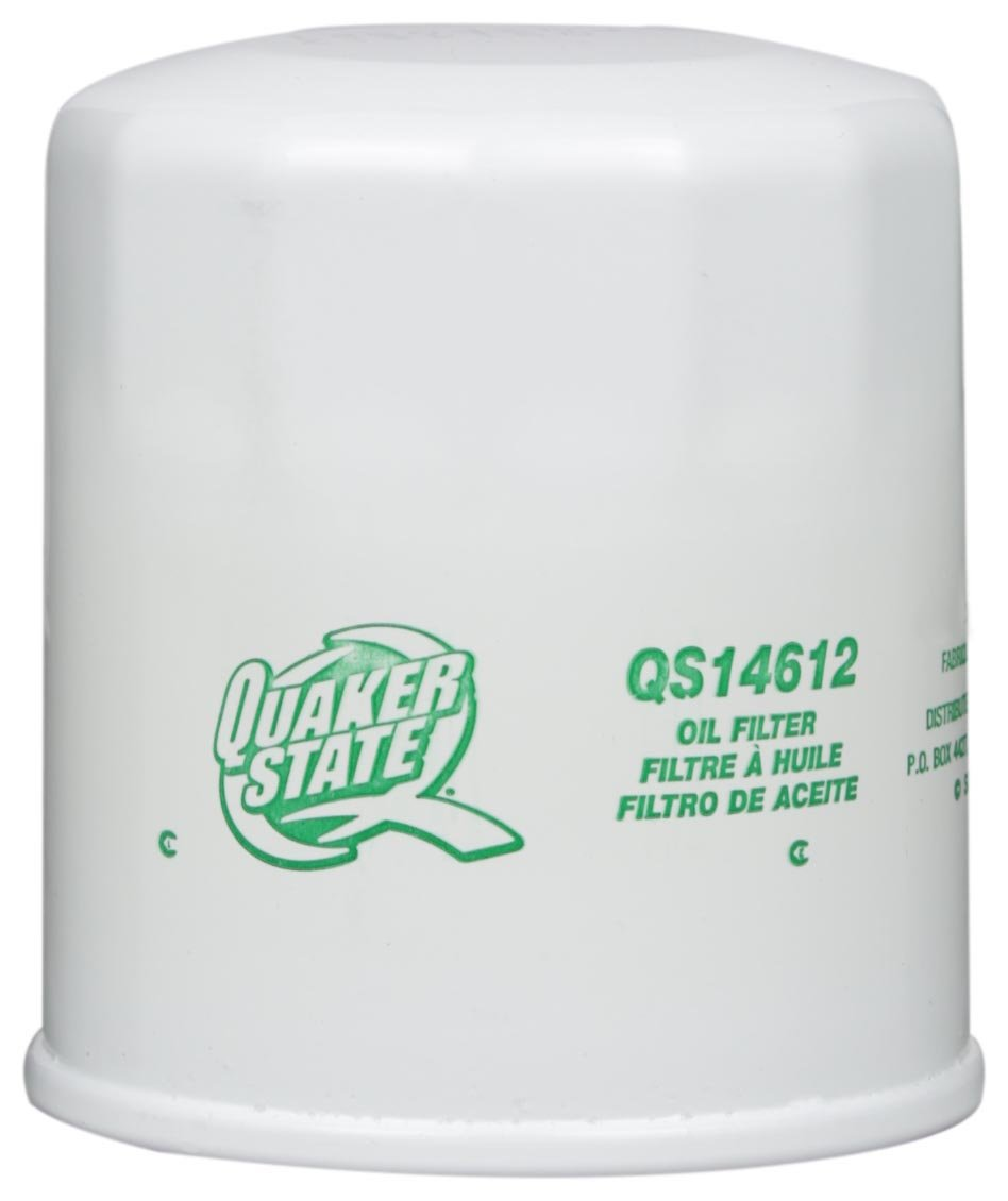 Quaker State Qs14612 Spin On Oil Filter Filters Accessories Kia Forte Amazon Canada