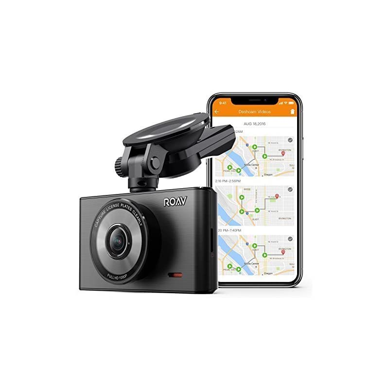 Roav by Anker Dash Cam C2 Pro with FHD 1