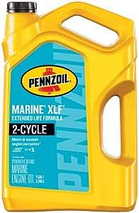 Pennzoil Marine XLF 2-Cycle Oil