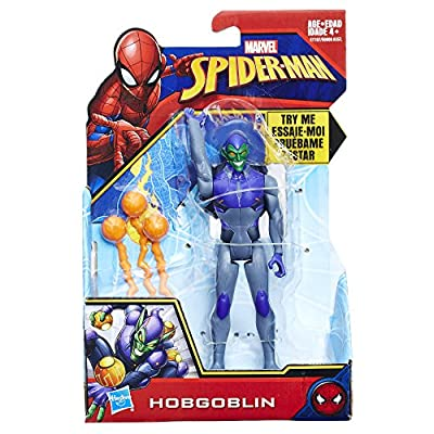 Spider-Man 6-inch Hobgoblin Figure: Toys & Games
