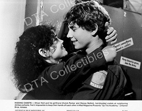 MOVIE PHOTO: UP THE ACADEMY-1980-HUTCH PARKER-STACEY NELKIN-BW STILL FN - Hutch Parker