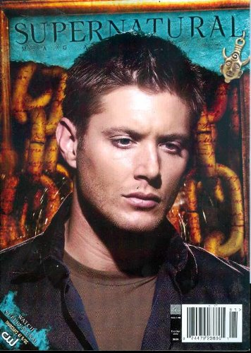 Download SUPERNATURAL Magazine Issue #8 (Feb/March - 2009) PREVIEWS Exclusive Photo Cover pdf epub