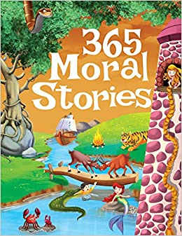 Buy 365 Moral Stories Book Online at Low Prices in India
