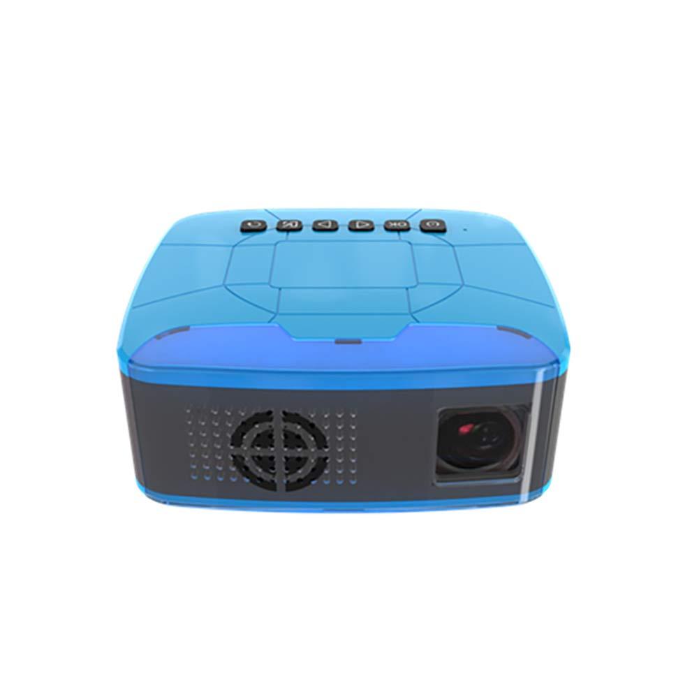 Dean Mini proyector, proyector Micro proyector de Bolsillo ...