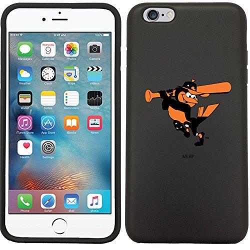(Baltimore Orioles Mascot design on Black iPhone 6 Plus / 6s Plus Guardian Case)