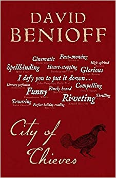 City of Thieves by David Benioff (2009-06-01)