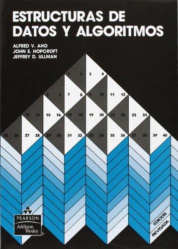 Descargar Libro Estructuras De Datos Y Algoritmos Alfred V. Aho